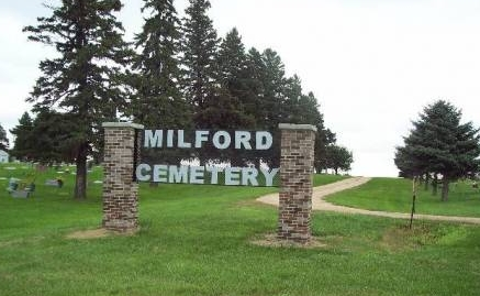 Dickinson Country Cemetery Records - Milford Memorial Library